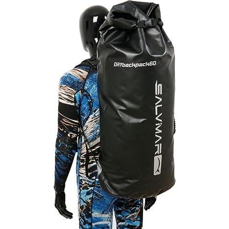 8e0326e29623 SALVIMAR Dry Back Pack 60 80