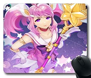 League of Legends Star Guardian Lux Mouse Pad (180mm*220mm) TR3HG7086381