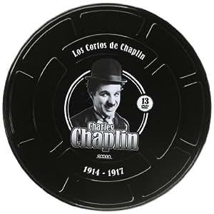 Pack: Los Cortos De Chaplin 1914-1917 [DVD]