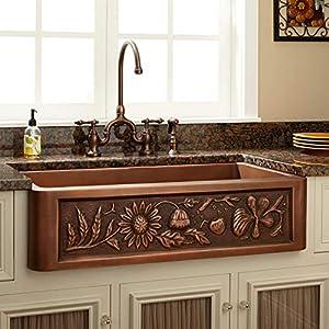 51moR9AEkNL._SS300_ Copper Farmhouse Sinks & Copper Apron Sinks