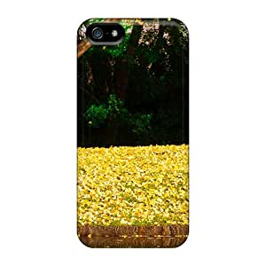 New Arrival Premium 5/5s Case Cover For Iphone (ginko Reflection)