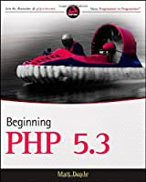 Beginning PHP 5.3 Front Cover