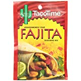Taco Time, Authentic Restaurant Flavour, Fajita Seasoning Mix, 35g, 12 Count