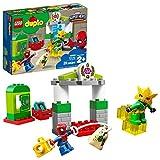 LEGO Spider-Man vs. Electro Duplo Super Heroes (10893) Juguete de Construccion para Niños