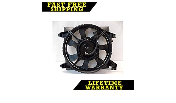 Ventilador de radiador para Hyundai para Accent 1.6L L4 4 cilindros (hy3115122: Amazon.es: Coche y moto