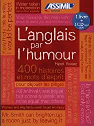Pack MP3 Anglais Humour (livre+1CD mp3)