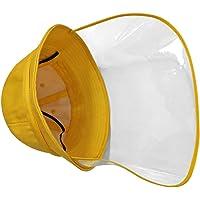 N/O Sombrero Protector Amarillo para Niños, Sombrero del