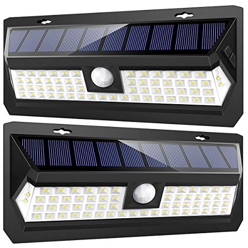 Solar Patio Wall Lights in US - 6