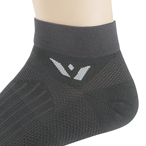 Swiftwick ASPIRE ONE, Ankle Socks for Running