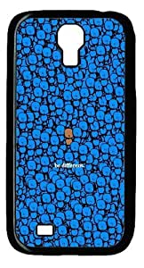 Cool Painting Samsung Galaxy I9500 Case and Cover -Be Different Polycarbonate Hard Case Back Cover for Samsung Galaxy S4/I9500