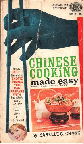 CHINESE COOKING MADE EASY