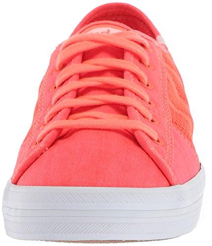 Coral Sneakers Keds Kickstart Striped Mesh Women's xUwnHRqZ