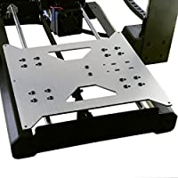 RepRap Champion Y Carriage Plate Upgrade for Wanhao Duplicator i3 and Monoprice Maker Select V1, V2, V2.1 and Plus 3D printers from RepRap Champion ®
