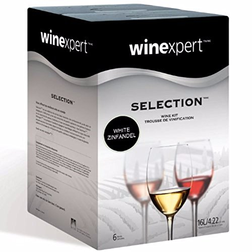 Midwest Homebrewing and Winemaking Supplies White Zinfandel (selection Original) (Pink Zinfandel Wine)
