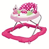 Disney Baby Music & Lights Walker Minnie Dot for Child up to 30 Pounds