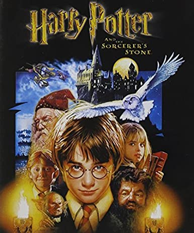 Harry Potter and the Sorcerers Stone HD DVD by Daniel ...