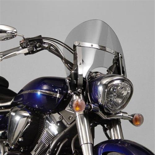 National Cycle Switchblade Windshield Shorty Tint for Yamaha Raider and V Star -