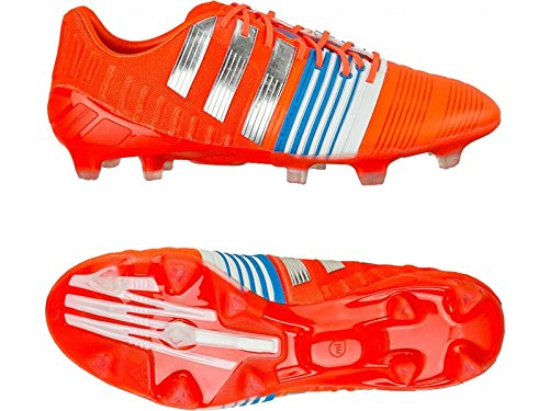 Adidas Nitrocharge 1.0 Fg Oranje