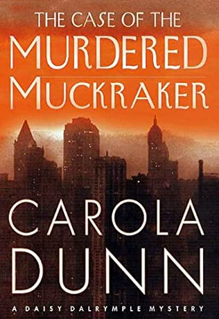 book cover of The Case of the Murdered Muckraker