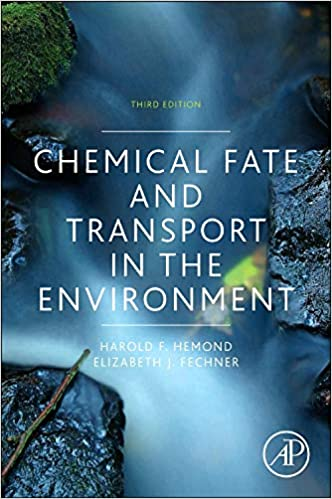 Chemical Fate And Transport In The Environment Harold F