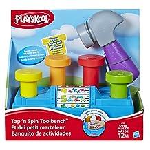 Playskool Tap N Spin Tool Bench