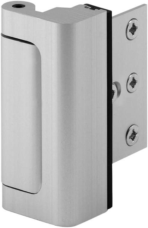 High Security to Defender Security U 10827 Door Reinforcement Lock Add Extra