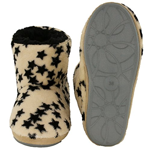 Mujer por Sintético brandsseller casa Estar Zapatillas Beige para de de Material Beige wtSwqU4xz