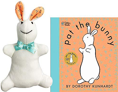 Pat The Bunny Plush - Pat The Bunny Gift Set #4