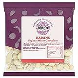 Biona Organic Raisins Yoghurt White Chocolate 60g - Pack of 6