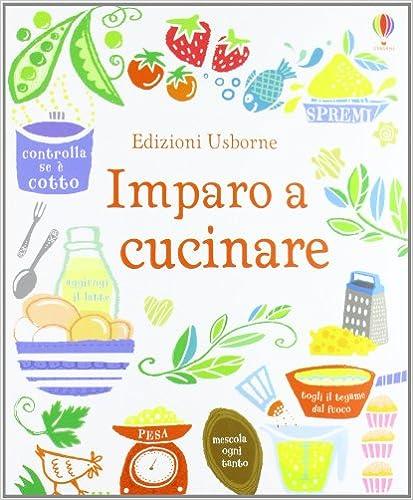 Libro di cucina per bambini