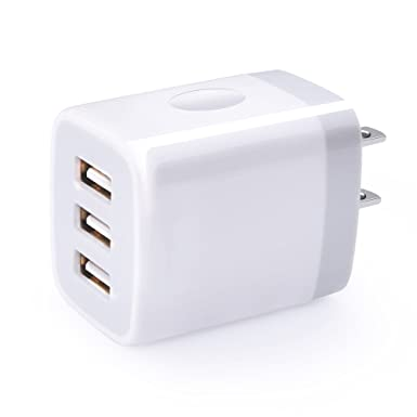 Review USB Wall Charger Block,
