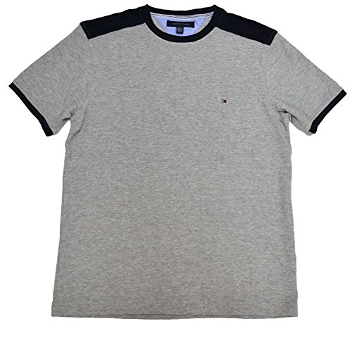 8db0d13157e1b best Tommy Hilfiger Wing Tip Crew Neck Short Sleeve Flag Logo T-Shirt