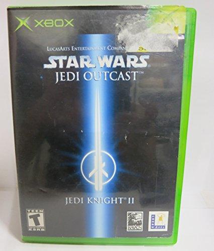 Star Wars Jedi Knight II - Jedi Outcast Xbox (Star Wars Jedi Knight Ii Jedi Outcast)