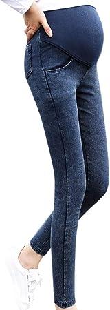 Premama Leggings Vaqueros Sunnsean Pantalones Elasticos Para Mujer Color Solido Elastico Para Maternidad Pantalones Premama Embarazadas Mujer Deportivas Pants Jeans Amazon Es Instrumentos Musicales