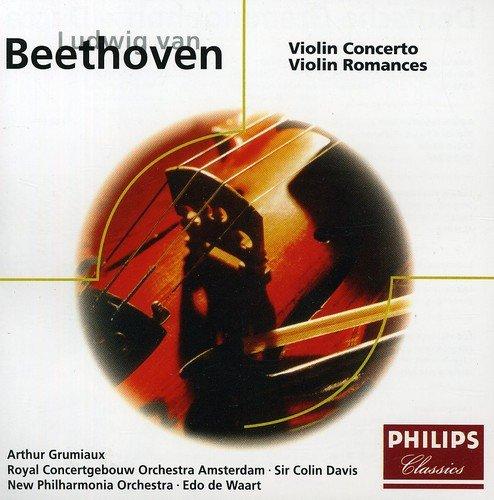 - Beethoven: Violin Concerto/Violin Romances