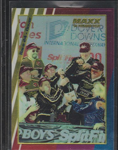 (1994 Maxx Premier Plus Rusty Wallace Award Winner Nascar Racing Card #190)