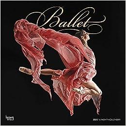 Livre pdf gratuit a telecharger Ballet 2020 Calendar: Foil Stamped Cover