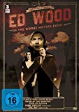 Ed Wood Deluxe-Box-The Worst Movies Ever (3 DVD)