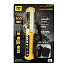 Caterpillar CAT 500 Lumen Rechargeable LED Work Light Flashlight