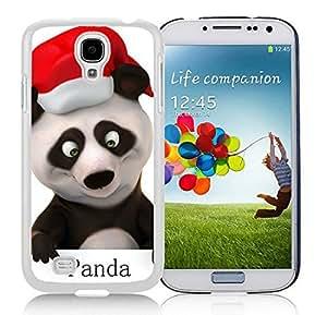 Popular Sell Samsung S4 TPU Protective Skin Cover Christmas Panda White Samsung Galaxy S4 i9500 Case 2