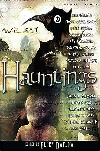 Hauntings: Datlow, Ellen: 9781616960889: Amazon.com: Books
