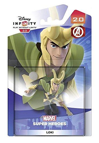 Disney Infinity 2.0 Loki Figure (Xbox One/Ps4/Ps3/Nintendo Wii U/Xbox 360) (Disney Infinity 2 Loki)