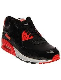 Nike Men's Air Max 90 Anniversary Black/Red/White 725235-006
