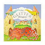 img - for The Glitter Dragon book / textbook / text book