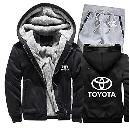 KGKYK Sudadera con Capucha Toyota Car Logo Hombre Sudaderas ...