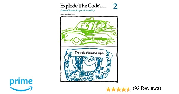 Time Worksheets 2nd grade telling time worksheets : Explode the Code 2: Essential Lessons for Phonics Mastery: Nancy ...