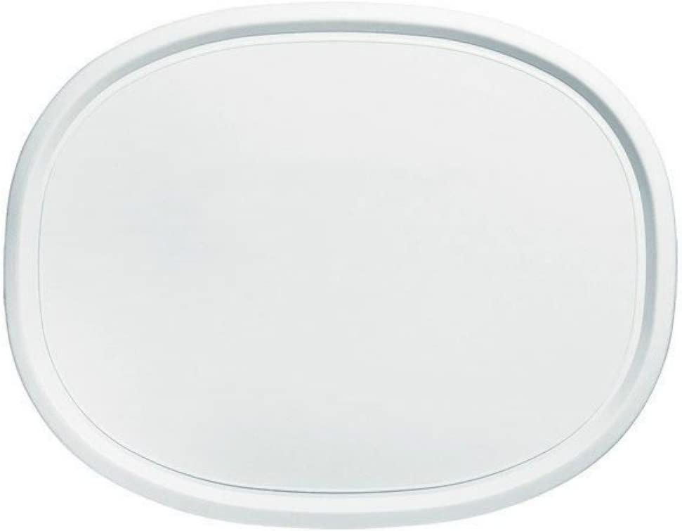 CorningWare French White 1.5 Quart Oval Plastic Lid Cover
