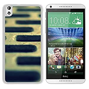 New Beautiful Custom Designed Cover Case For HTC Desire 816 With Night Landscapes Metal Monochrome (2) Phone Case