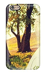 NgNJuVI6150Eqrbt Case Cover, Fashionable Iphone 6 Case - Married Couple Under Umbrella Kiss Under Tree