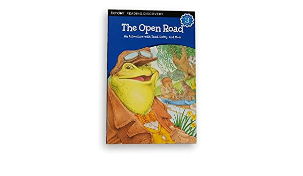 Ratty The Open Road: An Adventure with Toad Level 3 Reader and Mole
